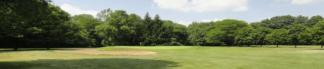 Golf Course Header Image